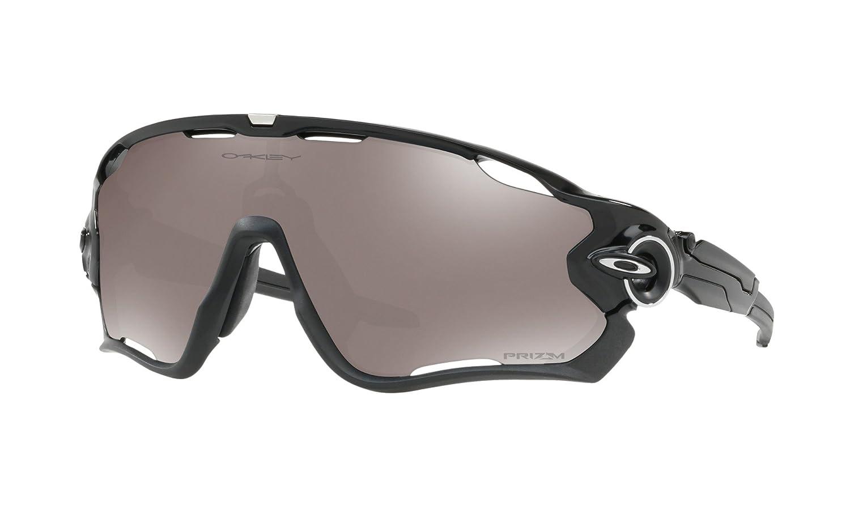 [オークリー] OAKLEY サングラス Jawbreaker ジョウブレイカー (OO9290-3031~3731)  フレーム: Polished Black/レンズ: Prizm Black Polarized B07FCBTLF7
