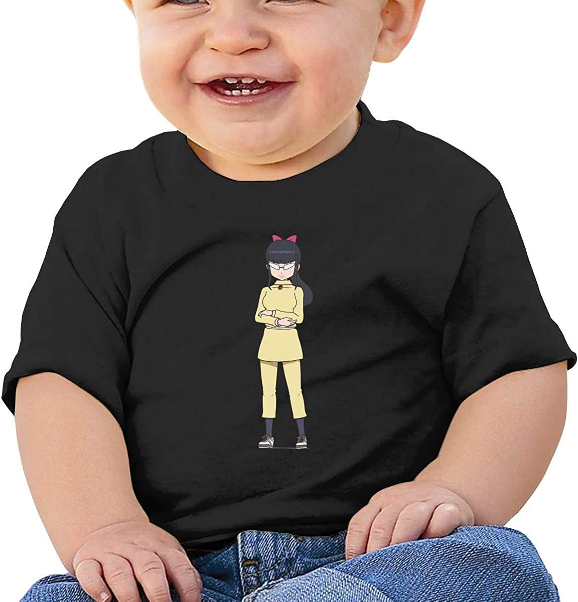 EVE JOHN Moemi Goda Tee Comfortable T Shirt for Baby Black