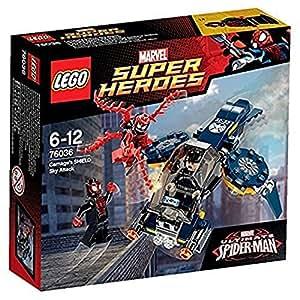 LEGO - El Ataque aéreo de Matanza a Shield, (76036)