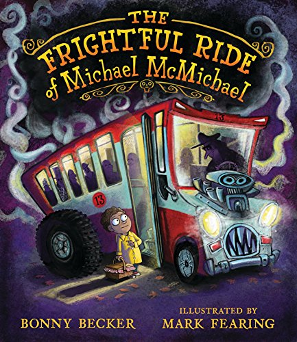 (The Frightful Ride of Michael McMichael)