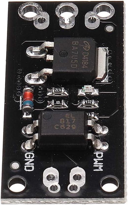 Dasiudaiosud 40 V 50 A for Arduino 5 st/ücke D4184 Isolierte Rohr Relaismodul Durable Computer-Relay