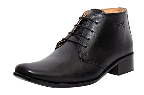 Mens Boots Genuine Leather Shoes