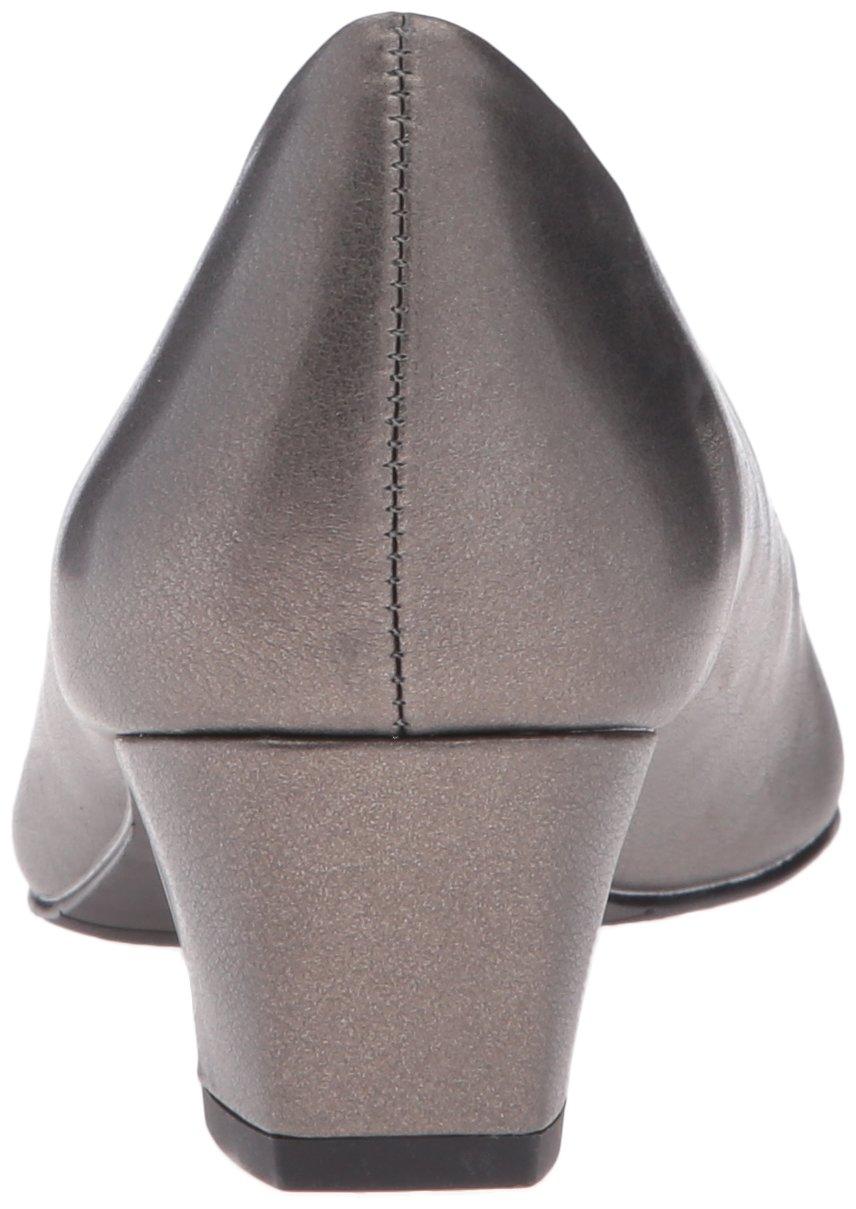 Easy Street Women's Prim Dress Pump B01HN77M4Y 6.5 N|Pewter