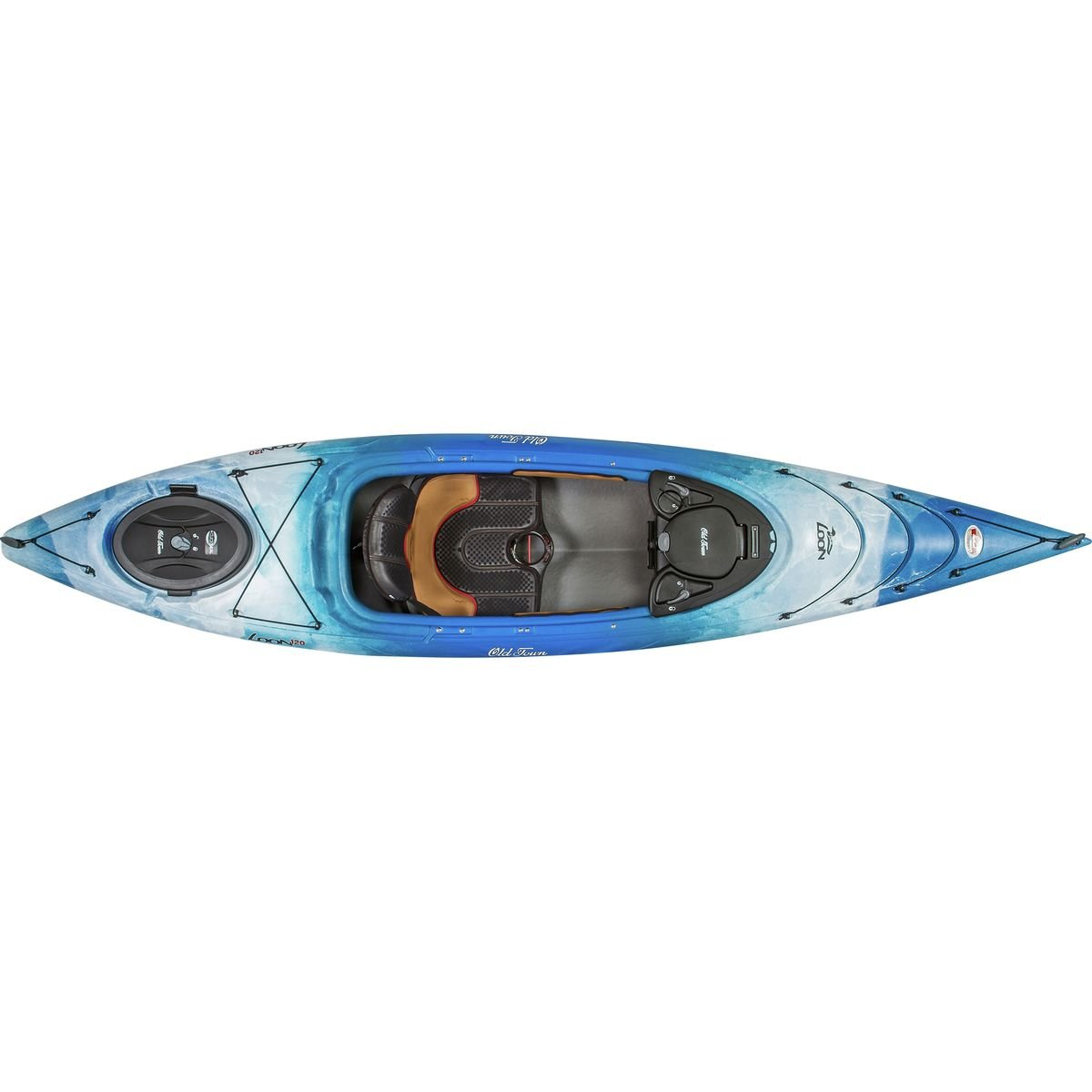 Old Town Loon 120 2018 Recreational kayak- 2018 B0754PNYGK  クラウド One Size