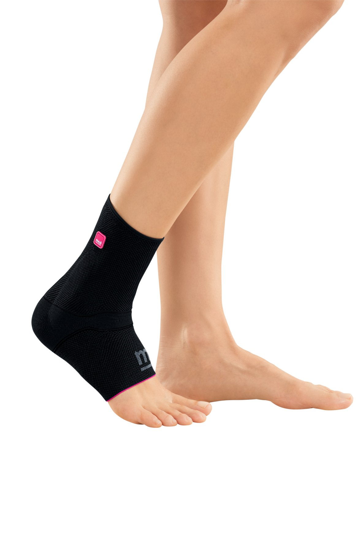 Medi Levamed Knit Ankle Support (Black) Size III