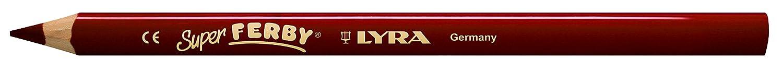 LYRA Super Ferby Kartonetui mit 12 Farbstiften, kupfer B004BKSBQK | Spielen Sie auf der ganzen Welt und verhindern Sie, dass Ihre Kinder einsam sind