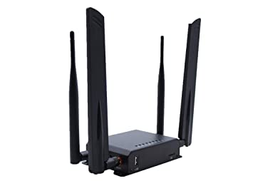 Amazon.com: 4G LTE Router Sim Card WiFi Wireless Modem ...