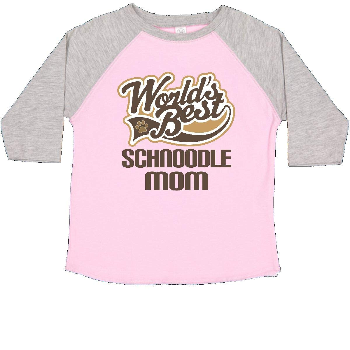 inktastic Schnoodle Mom Gift Toddler T-Shirt