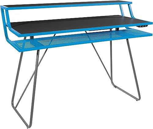Best home office desk: OSP Home Furnishings Glitch Battlestation Gaming Desk