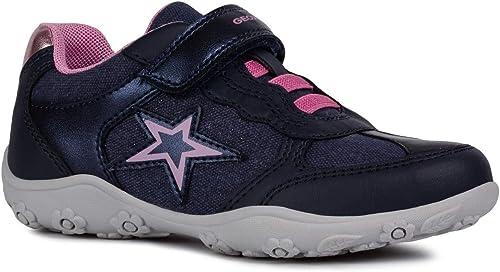 Geox Adalyn Girl J926BA Bambina Sneaker,Scarpe da ginnastika