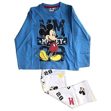 Pyjama Mickey Garcon 4 Ans