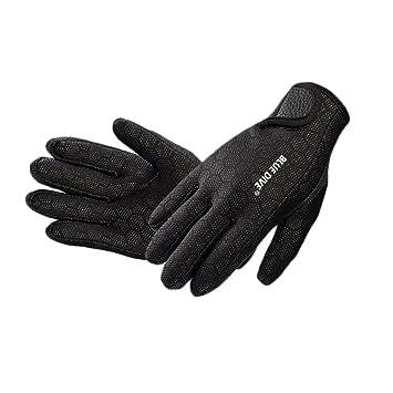 a3339bb0c4e99 Befaith Unisex impermeable 3 mm 7 dedos estiramiento neopreno guantes para  el buceo de natación  Amazon.es  Deportes y aire libre