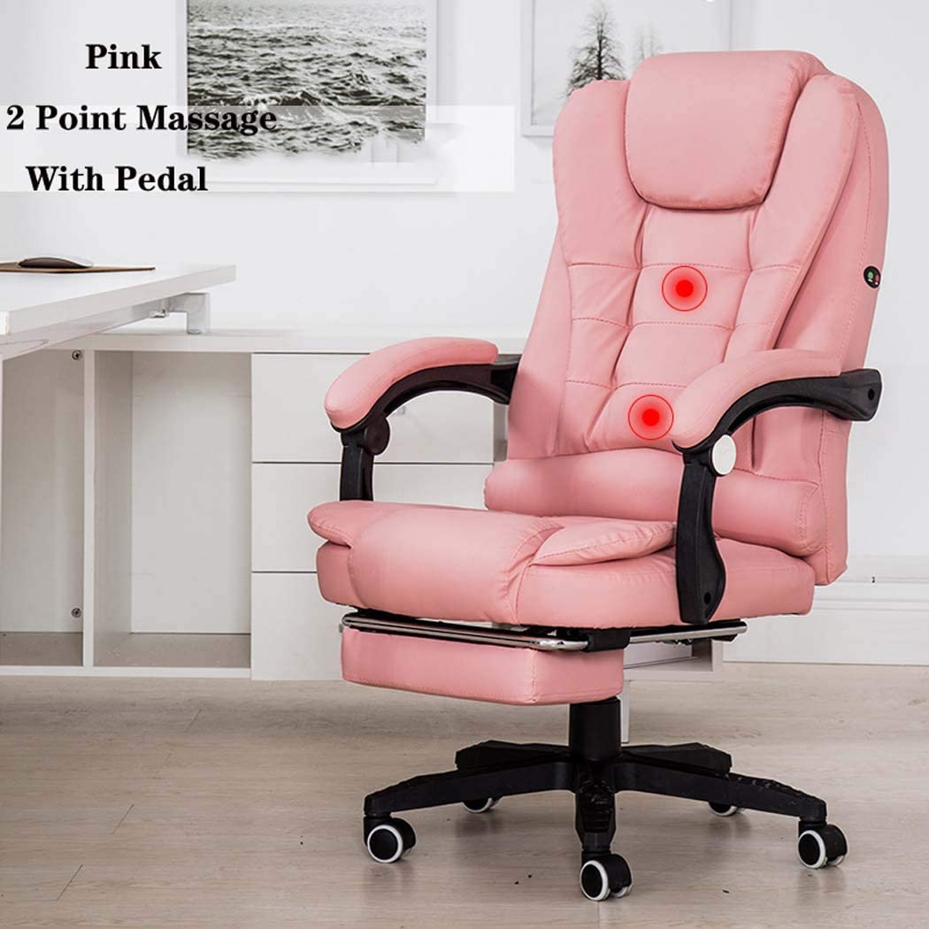 Top 10 Best Pink Gaming Chairs 2021 28