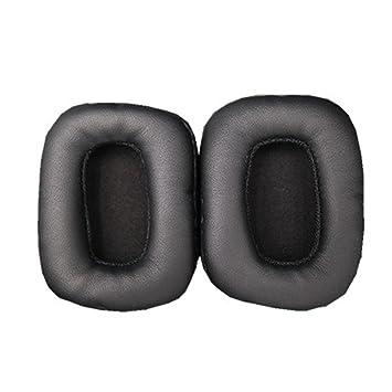 YunYiYi 1 par de Almohadillas de Repuesto Almohadillas de Espuma Almohadillas Cubierta Tazas de reparación Piezas