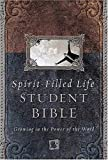 img - for Spirit Filled Life Student Bible: Growing In The Power Of The Word, New King James Version book / textbook / text book
