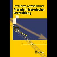 Analysis in historischer Entwicklung (Springer-Lehrbuch)