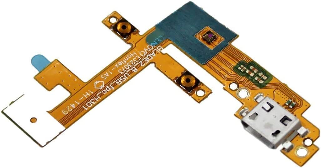 GuiPing Charging Port Board for Lenovo Yoga Tablet 2 830F 8.0 inch Replacement Part Durable