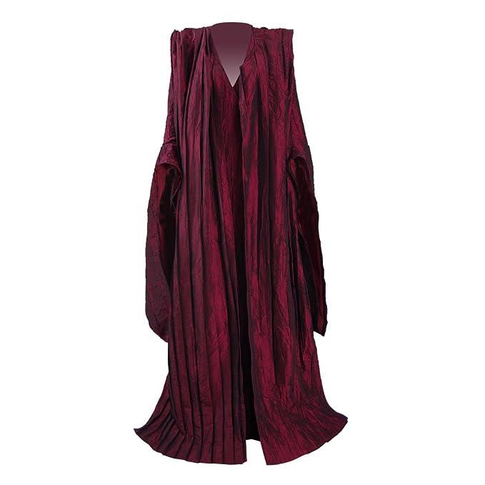 Amazon.com: Melisandre Disfraz de Halloween Cosplay Party ...