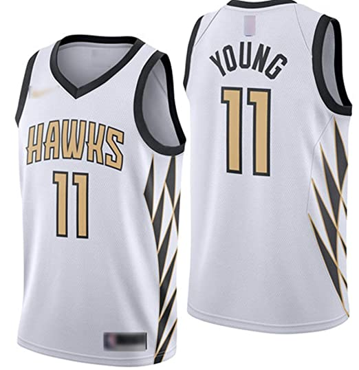 Jerseys de Baloncesto para Hombre, NBA-Atlanta Hawks City ...