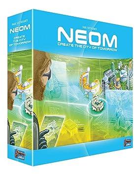 Lookout! Neom - Juego de Mesa [Inglés]: Amazon.es: Juguetes ...