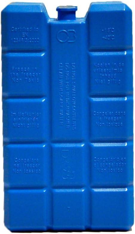 MATTONELLA Hielo para recipientes térmicos producto Capace de mantener refrigerati todo Ciò che viene Conservato al interior de los recipientes térmicos. Basta sistemarla ciertas horas en el congelador prima de utilizzarla. Herramienta