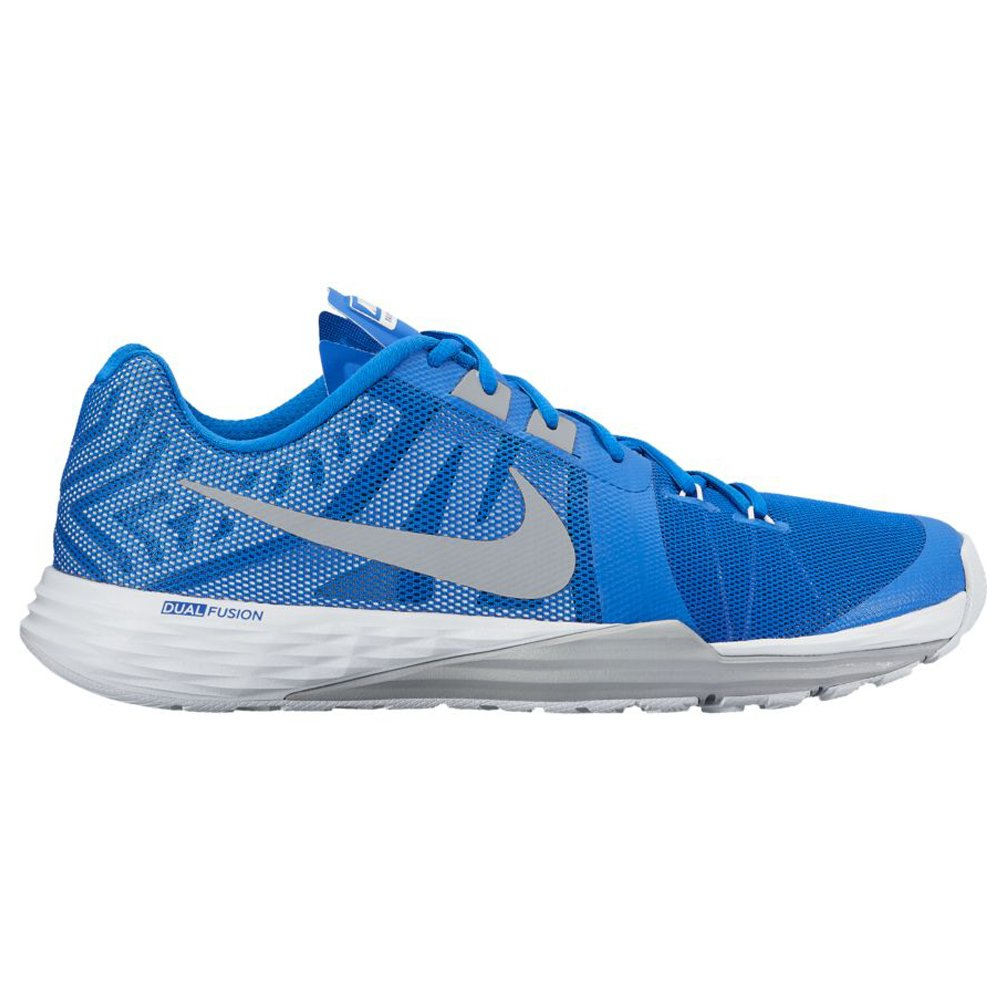 NIKE Men's Train Prime Iron DF Cross Trainer Shoes B01LRJPH00 7.5 D(M) US|Hyper Cobalt/Wolf Grey/White