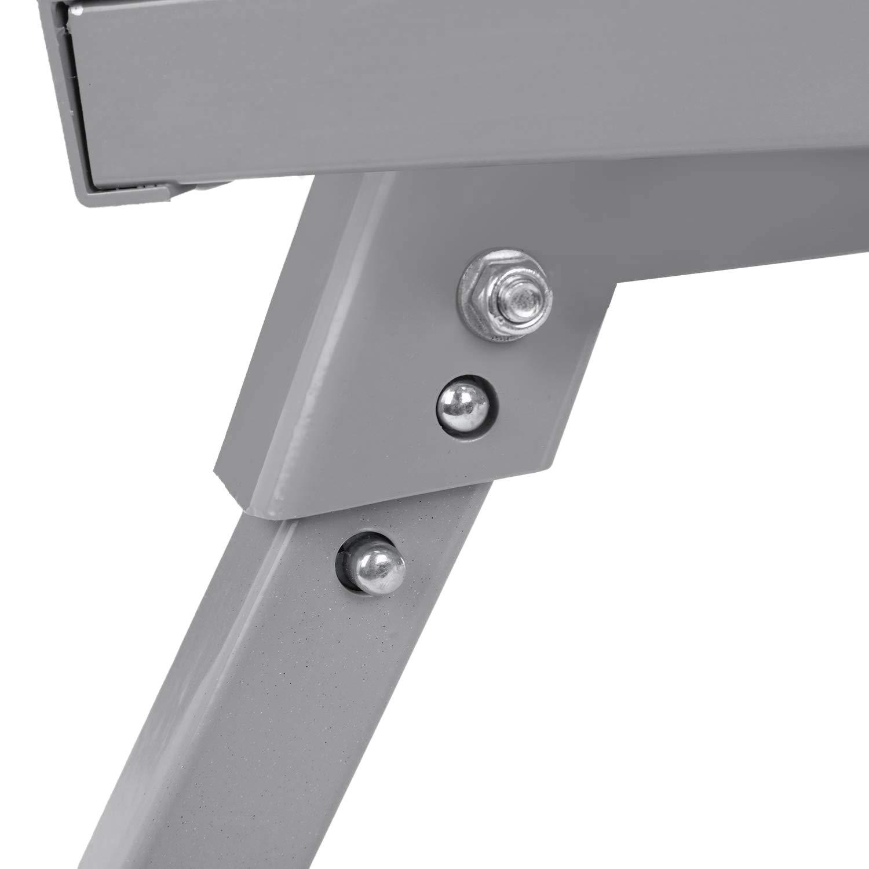 Escalera de dos pelda/ños de Motorhome port/átil antideslizante plegable de paso para caravana resistente
