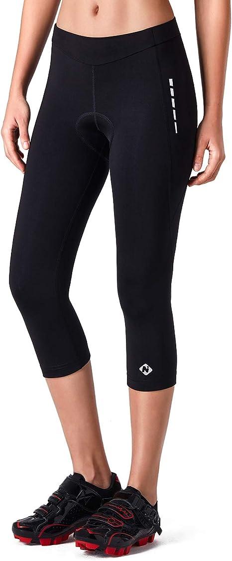 Gwell da donna traspiranti Pantaloni lunghi da ciclismo imbottiti