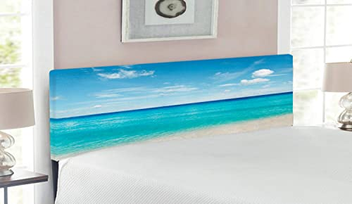 Lunarable Ocean Headboard