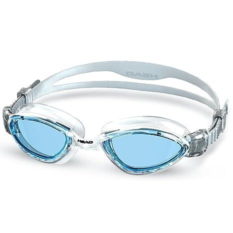 39f4699a637b Head Tiger LSR Goggles, Color- Clear: Amazon.it: Sport e tempo libero