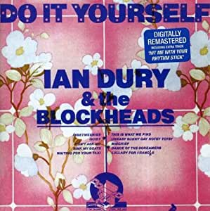 Ian dury and the blockheads do it yourself vinylian dury the ian dury amp the blockheads do it yourself amazon com music solutioingenieria Images
