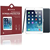 """SAMAR - Supreme Quality New Apple iPad PRO 9.7"""" (2016) / Air 1 (2013) / iPad Air 2 (2014) Tablet Crystal Clear Screen Protectors (3 in Pack) - Includes Microfiber Cleaning Cloth"""