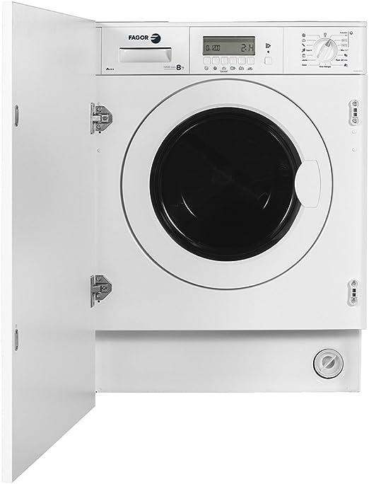 Fagor FE-8312ITA - Lavadora 8kg blanco clase de eficiencia ...