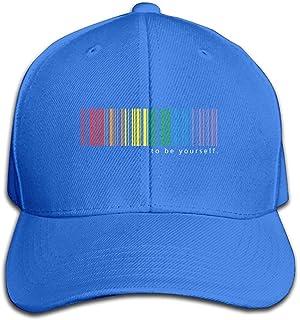 Yhsuk Harley Logo Sandwich Peaked Hat//Cap Black