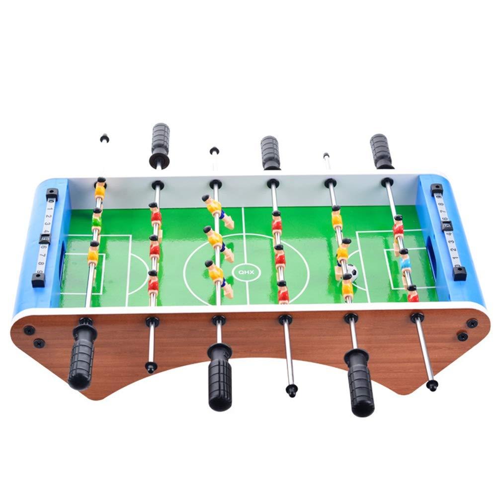 ASDFGG-toy Mesa de Billar Plegable Tabla de Fútbol Sala Fútbol ...
