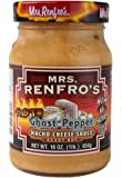 Mrs. Renfro's Hot Ghost Pepper Nacho Cheese Sauce, 16 Ounce (Pack of 6)