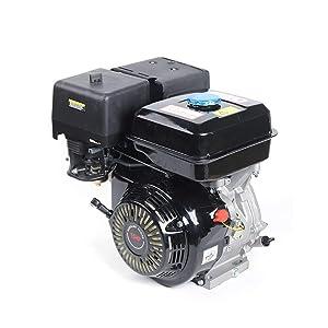 N-A 15Hp 420Cc Motor de 4 Tiempos Motor de Gasolina Motor de pie Motor de Kart Motor de Gasolina de 1 Cilindro 9Kw