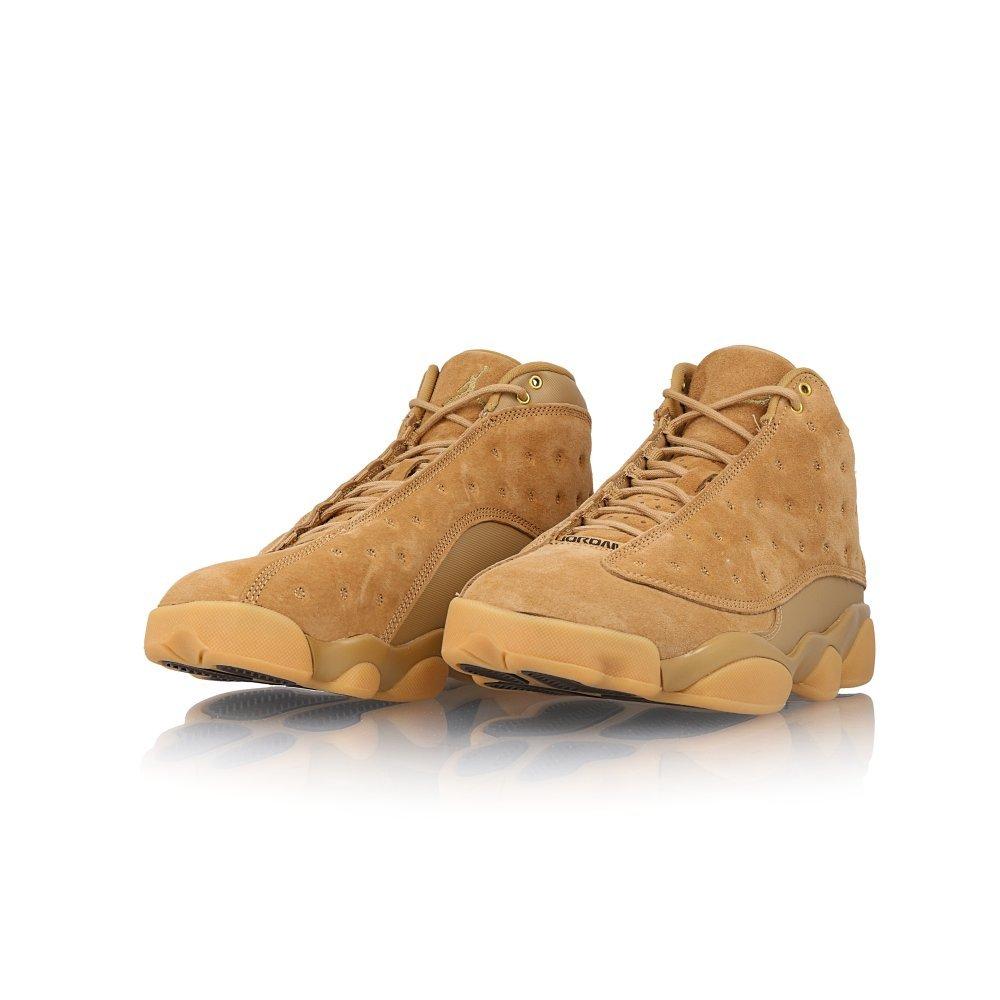 Nike Air Jordan XIII 13 Wheat Flax 414571-705 US Size 9 by NIKE