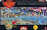Educa 13434 - Life, The Great Challenge - 24000 pieces - XXL Puzzle by Educa
