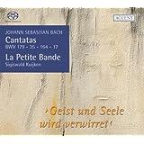 Johann Sebastian Bach: Kantaten BWV 179 / 35 / 164 (Kantaten für das Kirchenjahr Vol. 5)