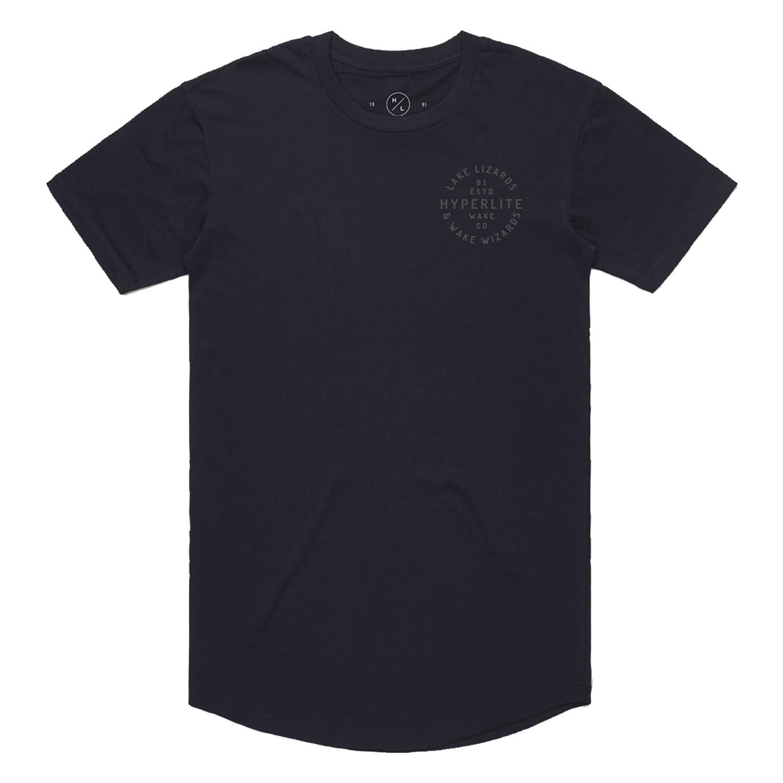 Hyperlite HL Staple T-Shirt Navy - S by Hyperlite