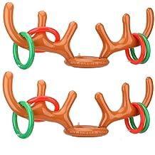 Hantajanss Reindeer Ring Toss