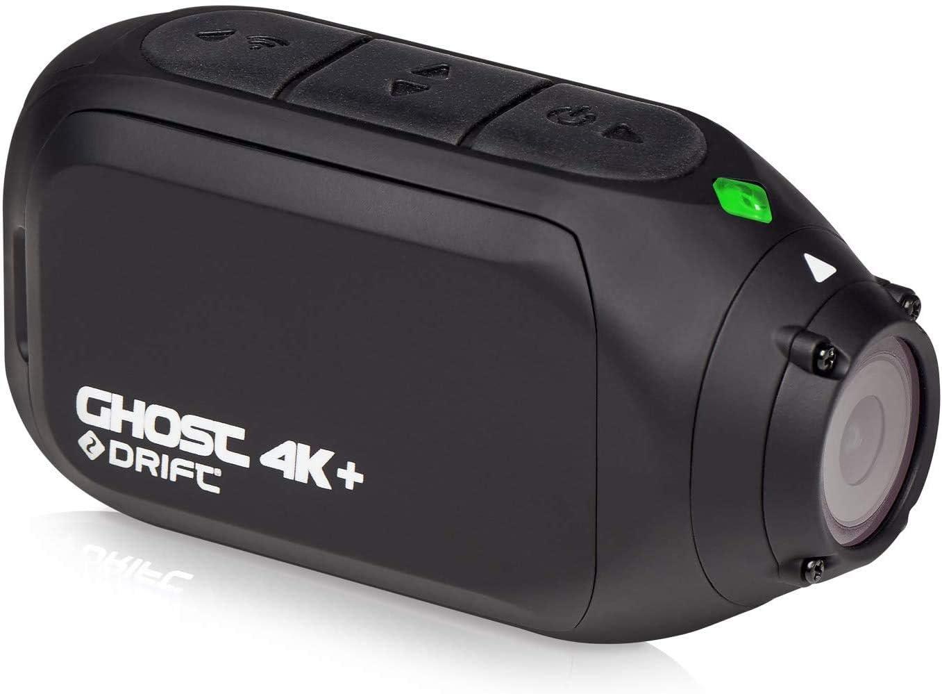 drift ghost 4K+ helmet camera for motorcycle