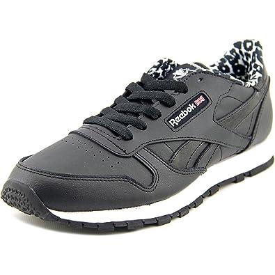 a883c991225b Reebok CL Leather Kendrick Women US 5.5 Green Sneakers