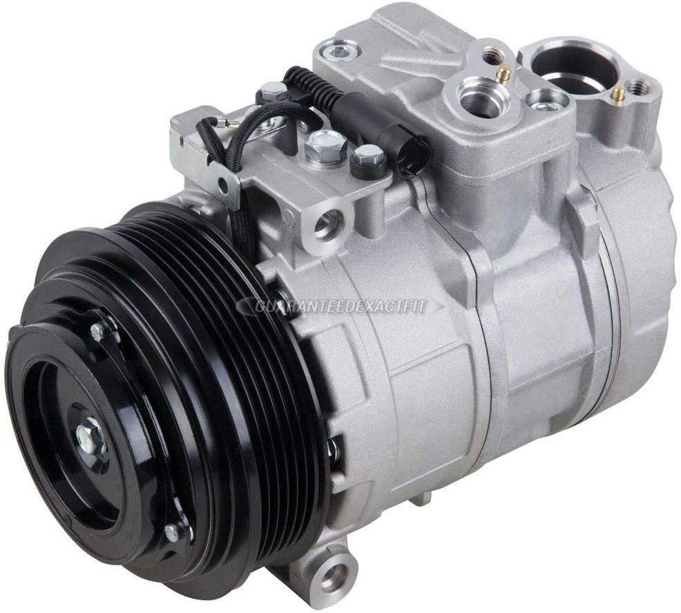 BuyAutoParts 60-82230RK New For Freightliner Dodge Sprinter 2500 2002-06 AC Compressor w//A//C Repair Kit