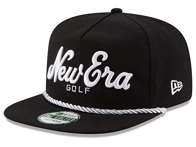 Image Unavailable. Image not available for. Colour  New Era Golf Golfer  Script 2.0 9FIFTY Snapback Cap 01358896078