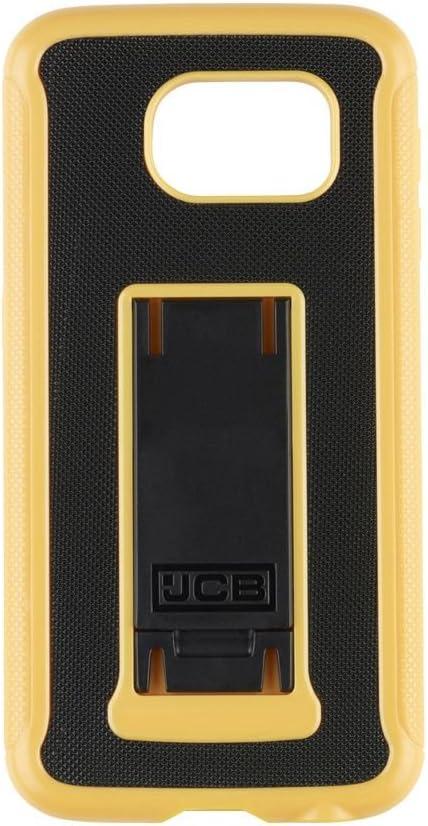 JCB Carcasa para Samsung Galaxy S6 en amarillo/negro: Amazon.es ...