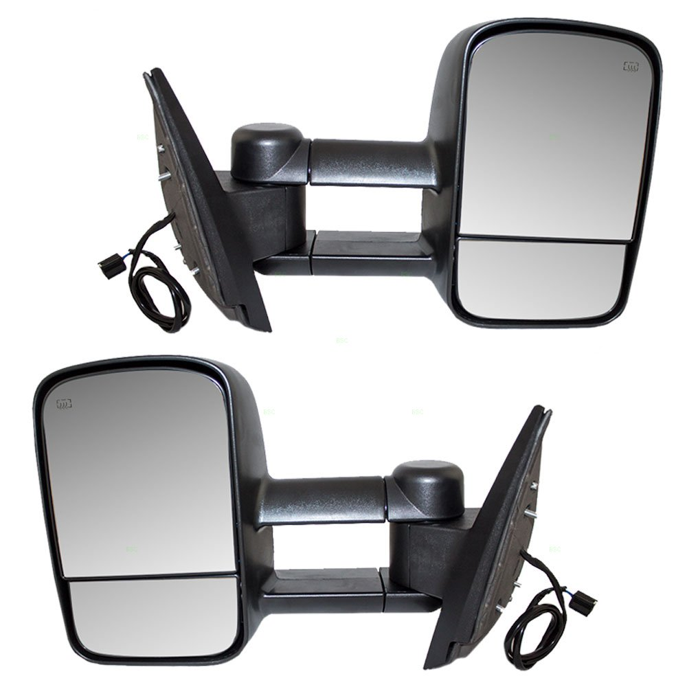 how to fix a broken side view mirror