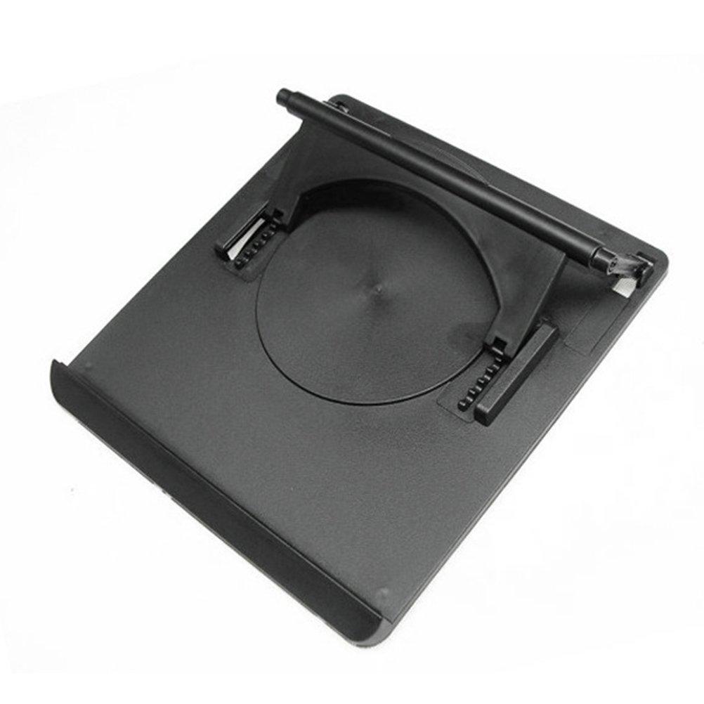 PIXNOR Soporte ajustable del ordenador portátil, refrigerador plegable portátil soporte de soporte de la canalización vertical portátil: Amazon.es: ...