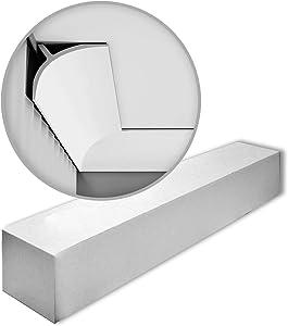 1 Box 6 Pieces Cornices Mouldings 12 m Orac Decor C991 LUXXUS
